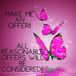 Other - 🦋 Make Me An Offer 🦋